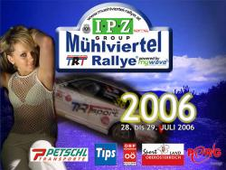 IPZ-Mühlviertel-Rallye 2006 powered by mywave