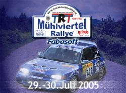 TRT-Mühlviertel-Rallye 2005 powered by Fabasoft
